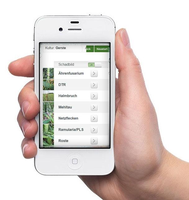 Pflanzenschutzberatung Online